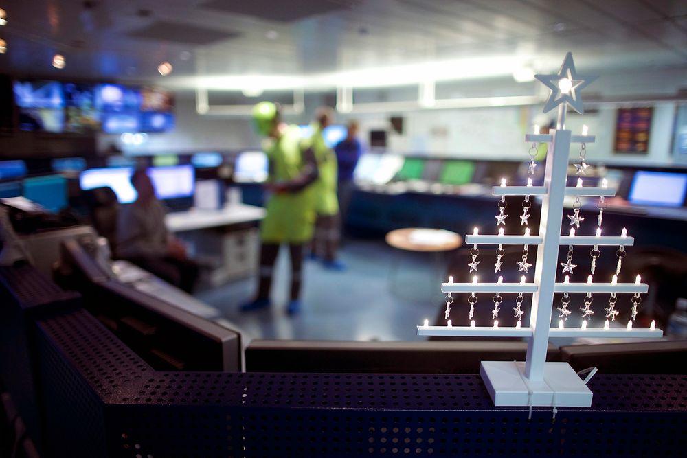 Aker Solutions, FMC og Aibel er blant selskapene som dropper julebord i år. Statoil vil på sin side fortsatt ha julebord.