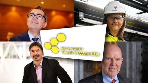 Hvem av disse er Årets teknologileder?