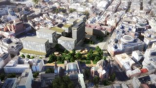 Dette er Statsbyggs forslag til nytt regjeringskvartal