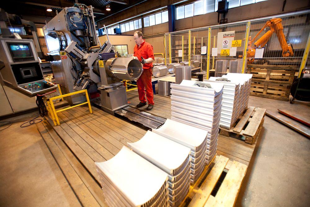 Ett av Sapas amerikanske datterselskaper har jukset med labtester. Sapa Magnor, som også leverer ekstruderte aluminiumsdeler, har ikke jukset.