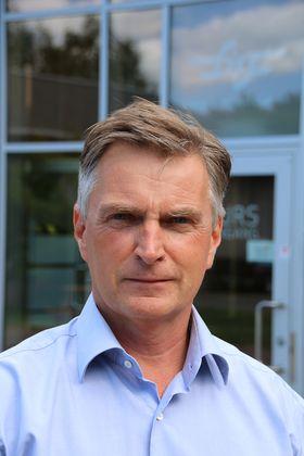 Direktør Lars Kobberstad i Norsk Luftambulanse