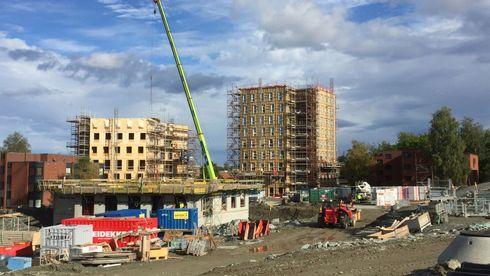 Vil gjøre det enklere å bygge små boliger i Oslo