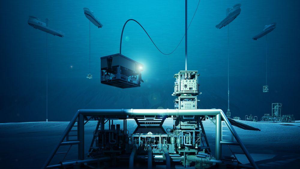 BRANDSTORY: Subseaindustrien har mer enn 20 forskjellige spesifikasjoner for gulmaling