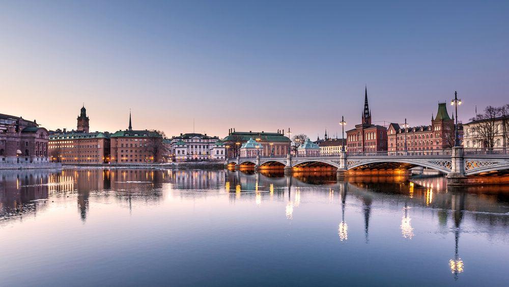 I avløpet i Stockholm er det 20 kilo sølv som ingen vet hvor kommer fra.