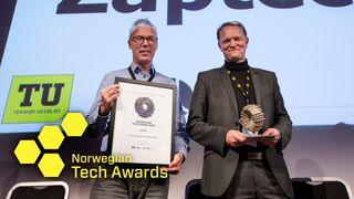 Dette er vinneren av Norwegian Tech Award 2015
