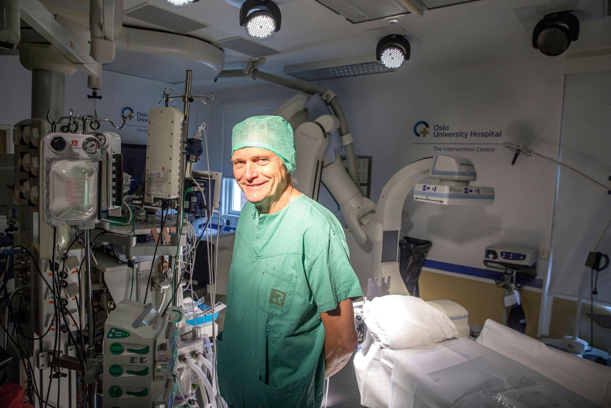 På fremtidens sykehus vil teknologene nesten være like viktige som legene