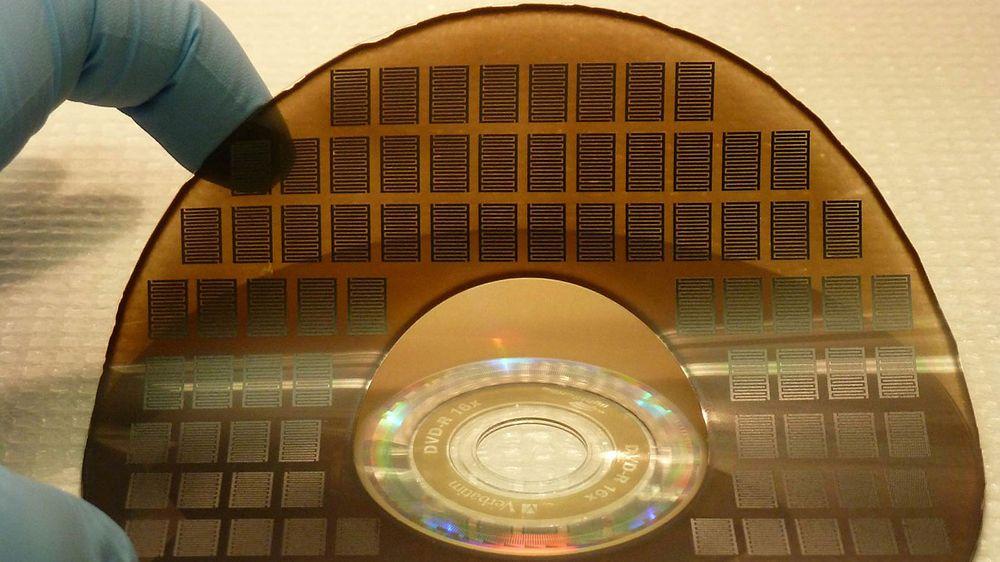 Disse superkondensatorene er produsert ved hjelp av en DVD-brenner, og kan i fremtiden ha stor betydning for hvordan elektronikk utvikles.