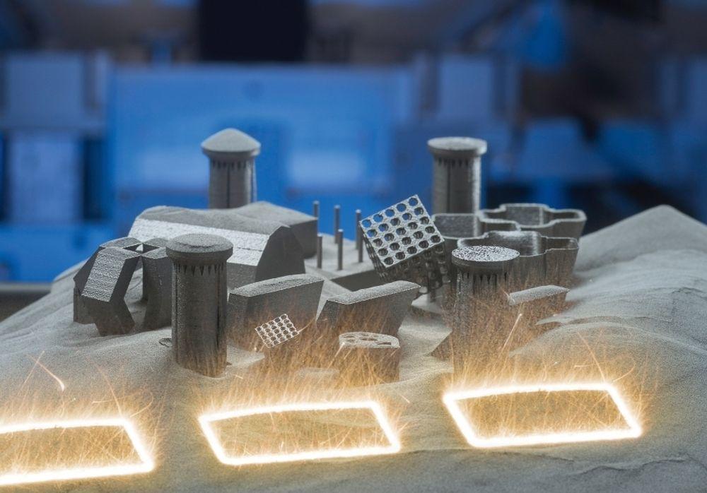 BRANDSTORY: 3D-printing revolusjonerer industrien