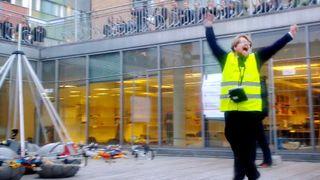 Norsk megadrone får plass i Guinness rekordbok