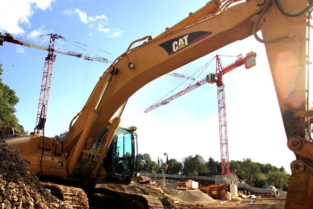 Bygg og anleggsbransjen er en av bransjene der flest personer omkom i løpet av 2015.