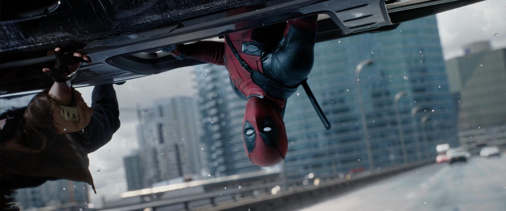 ANNONSE: Vi lo så vi grein av Deadpool. Men er det mulig å bli som ham?