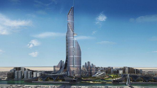 «Brudetårnet» skal bli verdens høyeste bygg