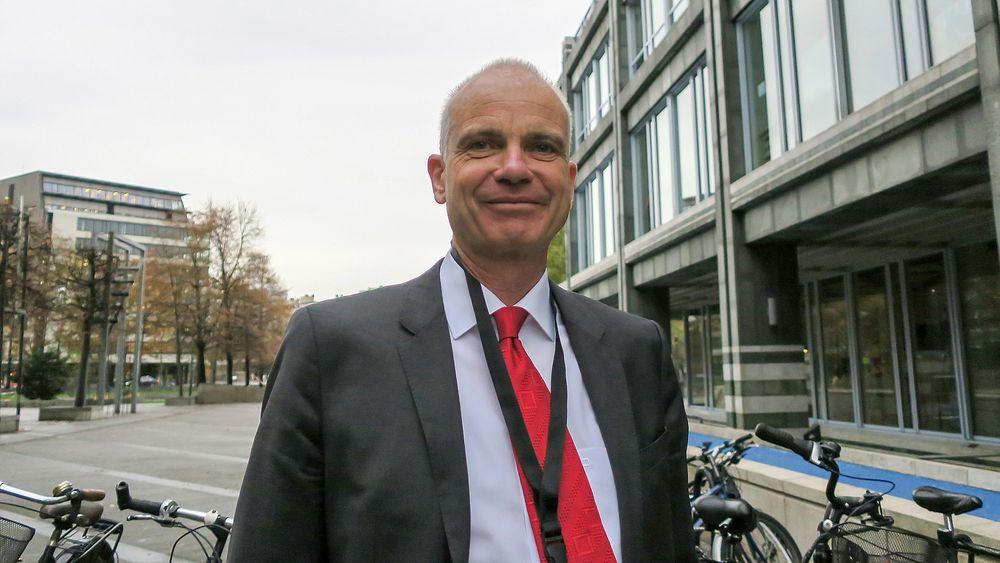 Helsesjef: Stephan Schindewolf leder SAPs satsing på IT-basert helse