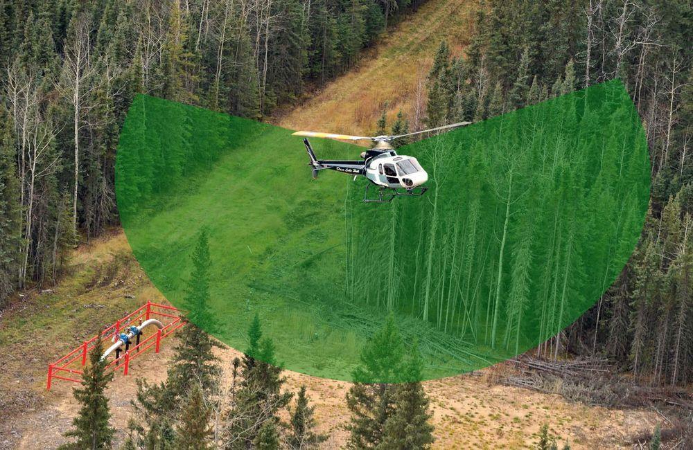 Airbus Helicopters jobber med nytt system for å varsle om luftfartshindre (OWS) som er billig og lett nok til å kunne benyttes i lette, sivile helikoptre. Når helikopteret skal lande skal sensorene dekke hele området under rotorene.
