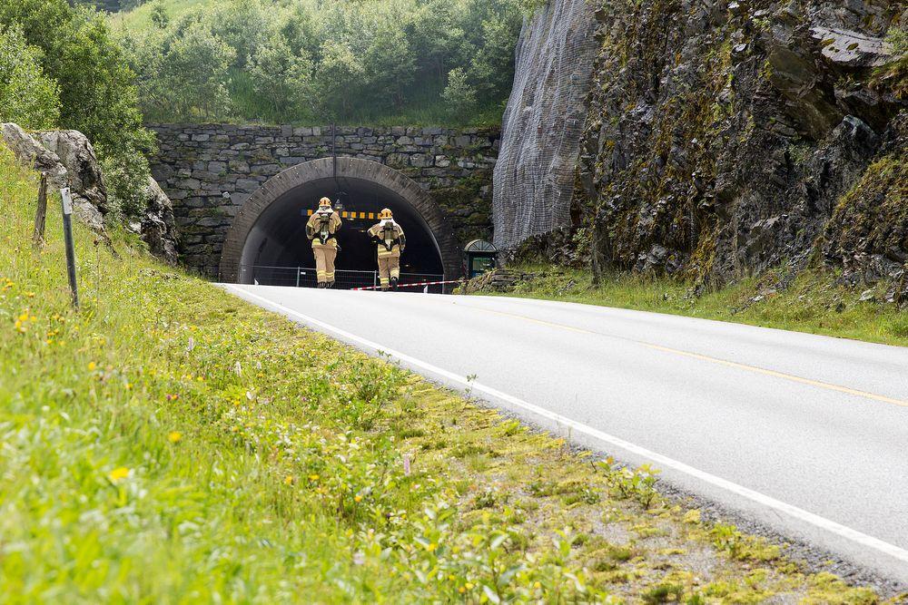 Vegvesenet har gjort noen mindre oppgraderinger i Skatestraumtunnelen etter brannen i juli i år, men ser ikke bort fra at det samme skadeomfanget kan skje ved en eventuell ny brann.