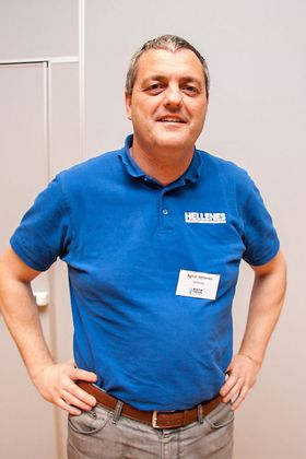 Agnar Hellenes, eier og CTO, Hellenes AS.