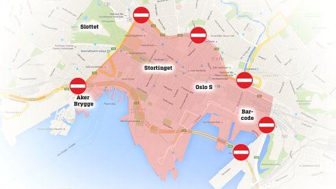 «Finner ingen fordeler med privatbilisme i Oslo sentrum»