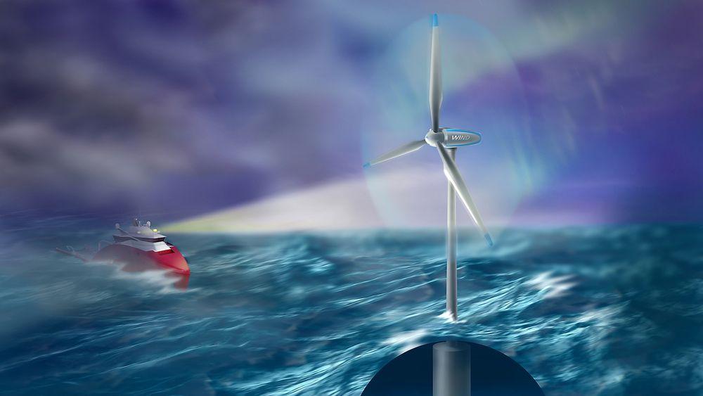 En norsk satsing på havvind vil betale seg mange ganger gjennom arbeidsplasser og eksport, mener John Olav Giæver Tande.