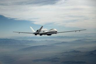 Dronen MQ-4C Triton.