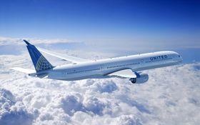 Slik vil A350-1000 se ut i United-drakt. Det amerikanske flyselskapet gjorde i sommer om sin bestilling på 25 A350-900 til 35 A350-1000.