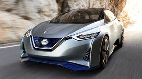 Konseptbilen IDS regnes for å være et solid hint om neste utgave av Nissan Leaf.