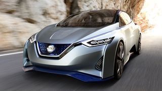 Neste Nissan Leaf lanseres i september