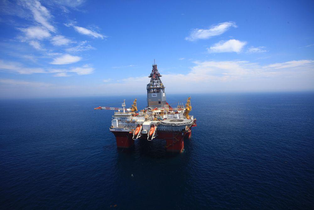 Songa Endurance forlot fredag Las Palmas og vil ankomme Fensfjorden tidlig første uke i desember.