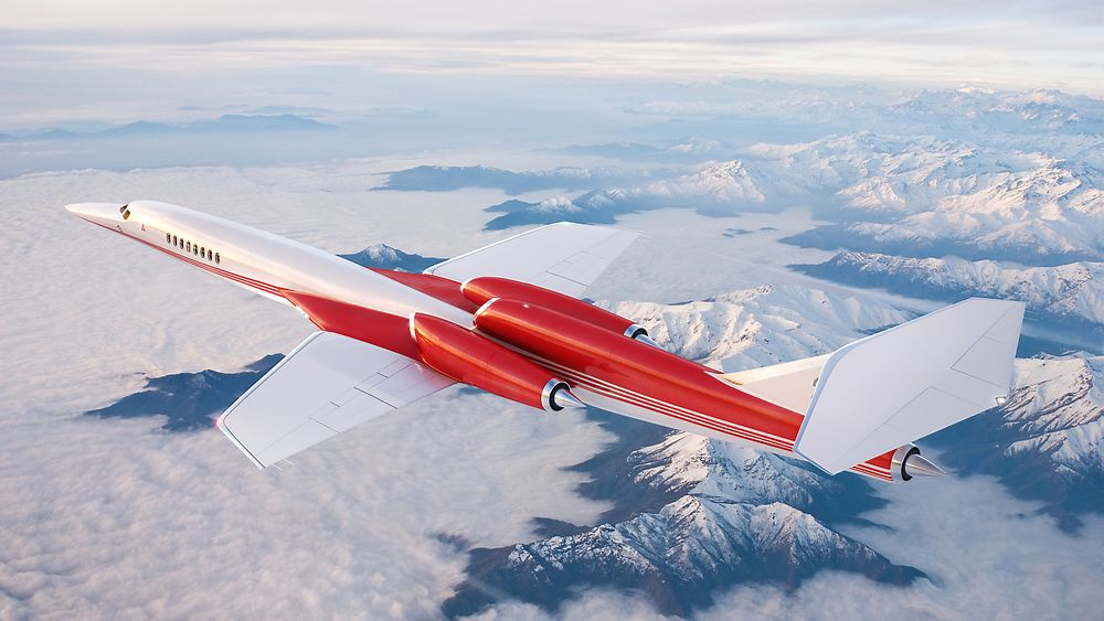 Dersom alt går etter planen, skal Aerion AS2 fly første gang innen seks år fra nå. Ambisjonen er å sertifisere og sette flyet i drift i 2023.