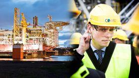 Tidligere olje- og energiminister Ola Borten Moe er en av de sentrale aktørene i oljeselskapet Okea, som skal ta over Yme-prosjektet.