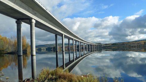 Dette er Norges vakreste betongbru