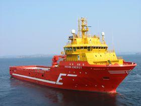 Viking Energy var verdens første PSV med LNG-framdrift.