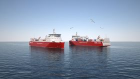 Kvitbjørn og Kvitnos har begge Enviro-design.