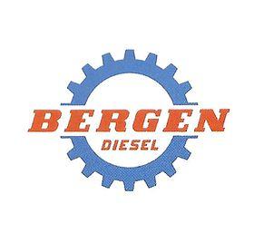 Logoen til merkenavnet Bergen Diesel, tatt i bruk i 1954.