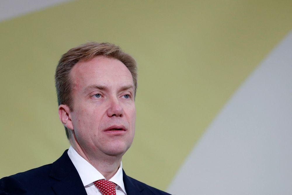 Utenriksminister Børge Brende (H) mener Norges rolle i atomavtalen er viktig.
