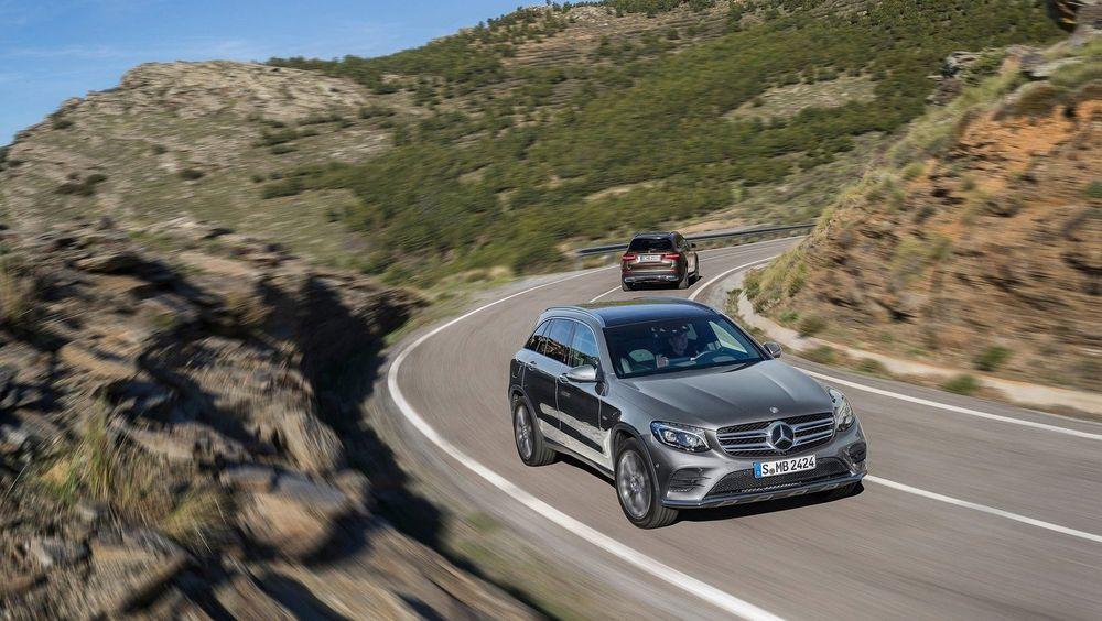 Mercedes-Benz skal ha planer om å bruke GLC som plattform når de skal putte brenselceller i en ny bil.