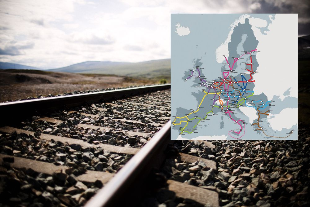 Næringslivet ønsker å investere 15 milliarder kroner i en ny jernbaneforbindelse mellom Norge og Sverige.