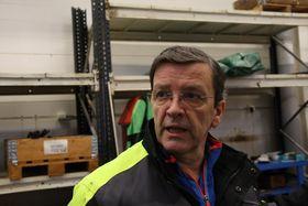 Hans V. Jensen, teknologi-, forsknings- og utviklingssjef i NOFO (Norsk oljevernforening)