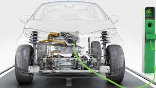 Elbil-motoren: Mindre kompleks enn en forbrenningsmotor