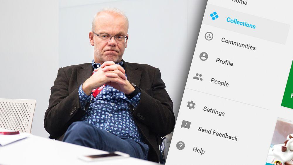 Jan Grønbech, leder i Google Norge.