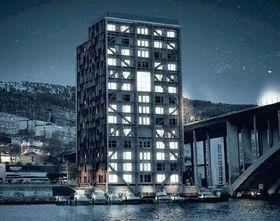 Norges høyeste trehus