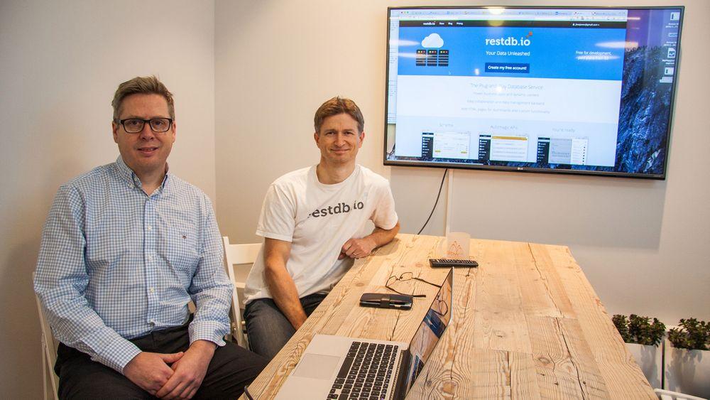 Restdb.io har utviklet en skybasert databasetjeneste de tror vil senke terskelen for å ta i bruk databaser, og som kan spare bedrifter for mye penger.