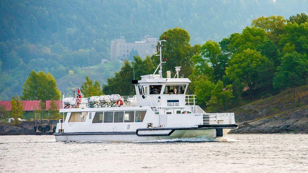 Oslo-fergene har skiftet fra fossil til fornybare diesel.