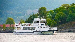 Oslo-fergene har gått en måned på fornybar diesel