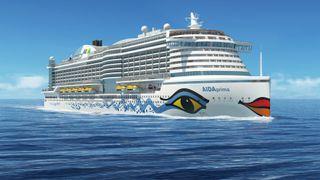 Cruiseselskapet Aida gjør alle skipene sine klare for landstrøm