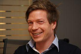 Forretningsutvikler Bjørn Simonsen i NEL ASA, morselskapet som eier NEL Hydrogen og H2 Logic.