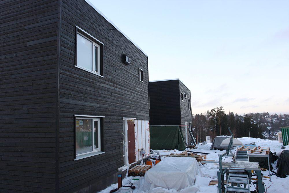 Høyere forventning til komfort gjør at de fleste bruker like mye energi til oppvarming i lavenergihus som i standardhus, viser en ny dansk undersøkelse.