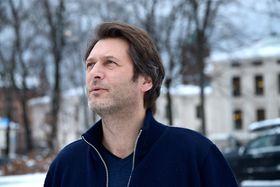 Faglig leder i Allance Arkitekter, Harald Gjøvaag, men regelrytteri fører til sjablonghus. Foto: Fredrik Drevon