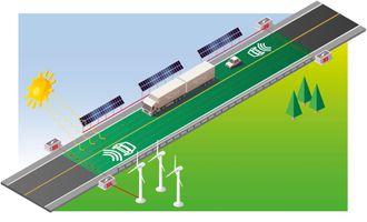 Statens vegvesen har allerede jobbet med et prosjekt med trådløs strøm langs E39.