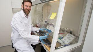 Har funnet en mal for å identifisere genene som gjør oss syke. Nå starter jakten