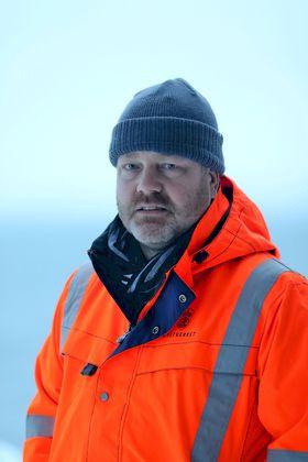 Kystverkets beredskapsdirektør, Johan Marius Ly, sier at oljevernberedskap i nordområdene er prioritert.